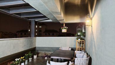 20万以上140平米复式美式风格阳光房图片大全