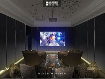 140平米复式新古典风格影音室设计图