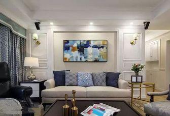 140平米四美式风格客厅图