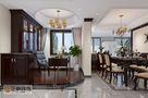 140平米四室两厅混搭风格书房装修图片大全