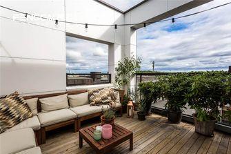 90平米三室两厅北欧风格阳光房效果图