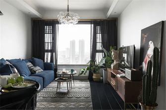 50平米公寓欧式风格客厅装修图片大全