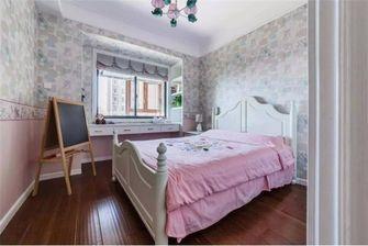 130平米三室两厅美式风格儿童房图