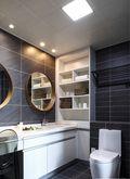 140平米三室两厅宜家风格卫生间装修效果图