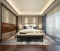 140平米三新古典风格卧室图