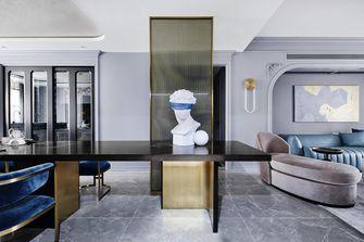 120平米三室两厅法式风格餐厅图片