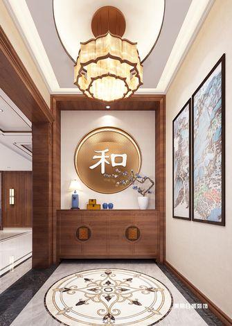 140平米四室三厅中式风格玄关效果图