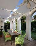 140平米四地中海风格餐厅装修图片大全