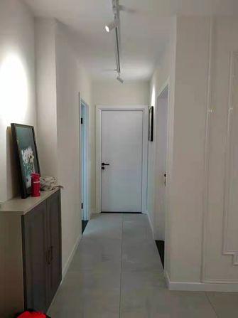 130平米三室三厅中式风格玄关图片