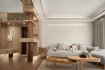 120平米三日式风格客厅装修图片大全