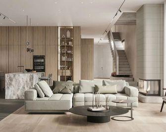 130平米欧式风格客厅效果图