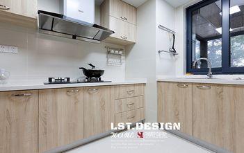 130平米四室两厅日式风格厨房装修图片大全