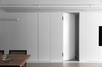140平米三室两厅现代简约风格走廊装修案例