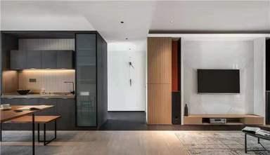140平米四室两厅英伦风格客厅图