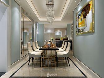 140平米复式法式风格餐厅效果图