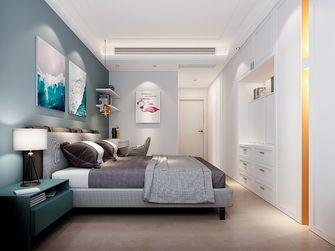 120平米三北欧风格卧室装修图片大全
