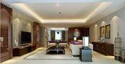 20万以上140平米三东南亚风格客厅图片