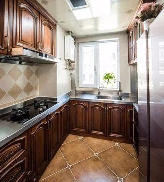 130平米三欧式风格厨房欣赏图