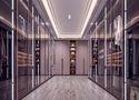100平米一室一厅美式风格走廊装修案例