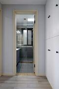 110平米三宜家风格卫生间设计图