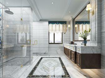 140平米别墅欧式风格卫生间装修案例