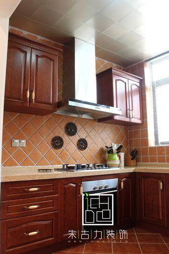 3万以下140平米别墅美式风格厨房装修图片大全