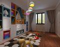 140平米四中式风格儿童房图