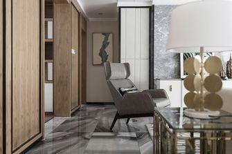 80平米欧式风格客厅图片