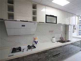 140平米复式美式风格厨房图