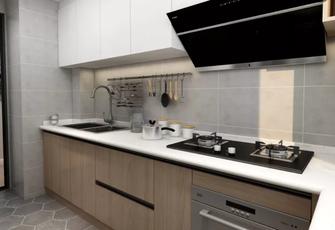 90平米公寓北欧风格厨房欣赏图