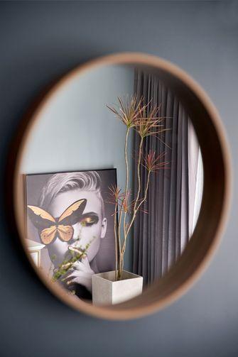 130平米三室一厅混搭风格梳妆台装修图片大全