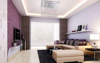 二居室现代简约风格图