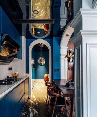 70平米法式风格餐厅图