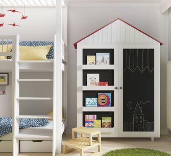 50平米一居室宜家风格卧室图
