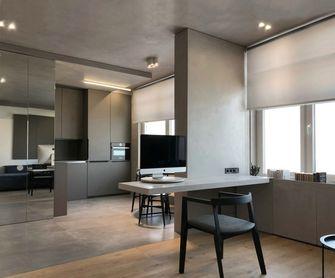 50平米小户型现代简约风格客厅图片
