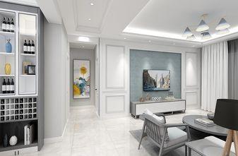 120平米三室两厅宜家风格走廊装修案例