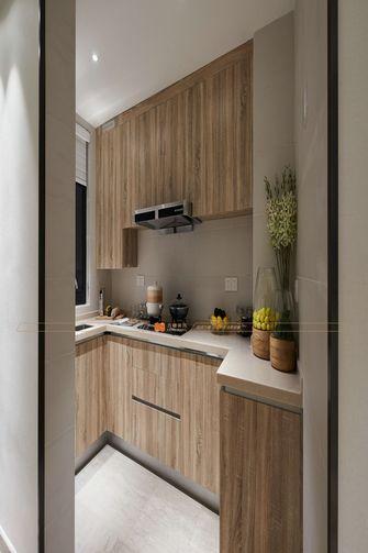 富裕型130平米三室两厅新古典风格厨房图片大全