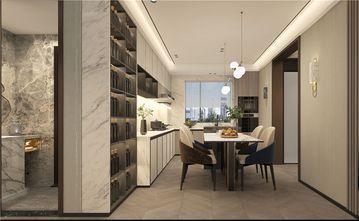 140平米三中式风格餐厅图