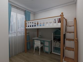 110平米三室两厅地中海风格儿童房装修案例