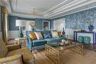 120平米公寓欧式风格客厅装修案例