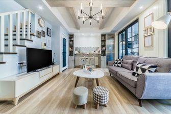90平米四室两厅欧式风格客厅欣赏图