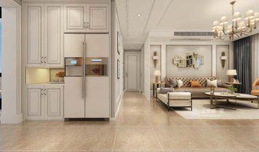 110平米三室两厅现代简约风格走廊效果图