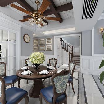 140平米四室两厅美式风格楼梯间装修案例