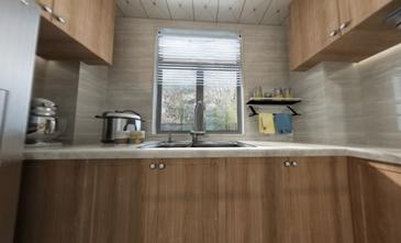 130平米复式日式风格厨房效果图