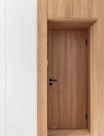 110平米三北欧风格卧室装修案例