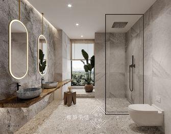 140平米别墅东南亚风格卫生间欣赏图