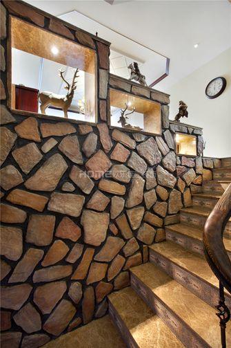 140平米别墅美式风格楼梯设计图