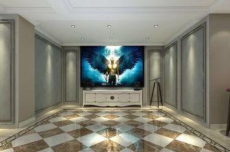 140平米三室两厅欧式风格影音室装修效果图