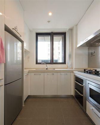 130平米四室两厅北欧风格厨房图