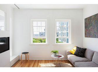40平米小户型日式风格客厅装修案例